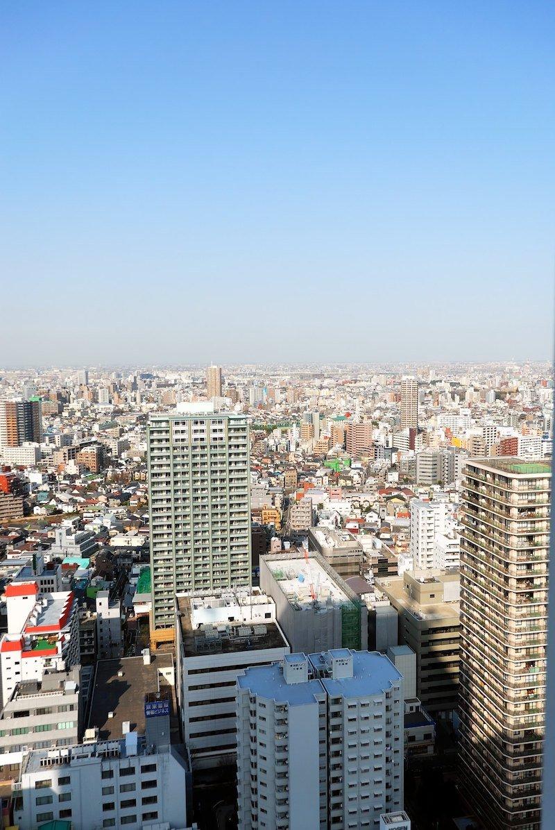 sunshine city prince hotel ikebukuro by Kata U flickr