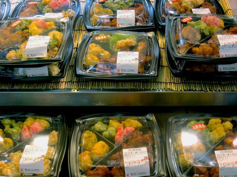 tokyo supermarkets bento boxes by dom pates flickr