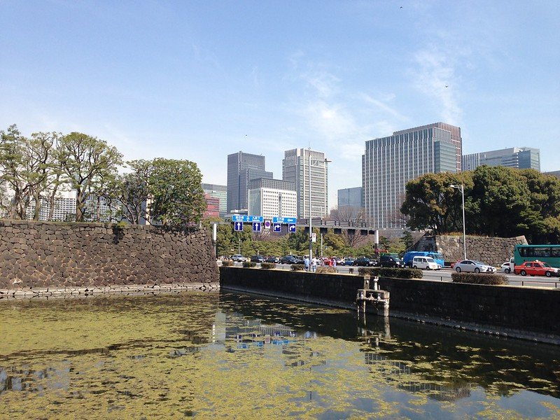 tokyo supermarkets near imperial palace by tataquaz flickr