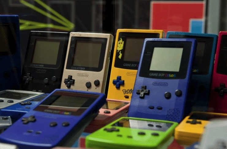 vintage-gaming-handheld-machines