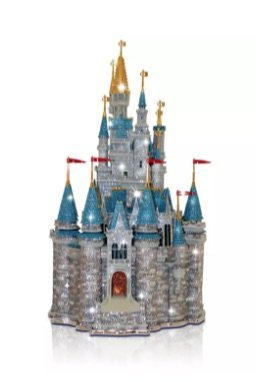 walt disney world castle toy pic