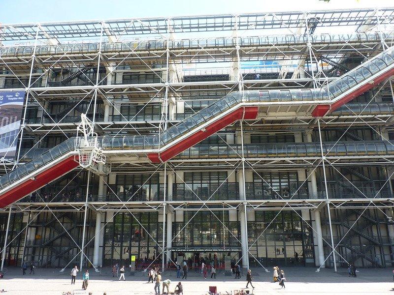 centre pompidou pic