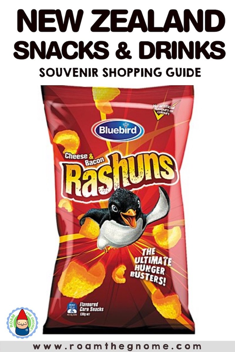 PIN 1 New zealand snacks shop guide