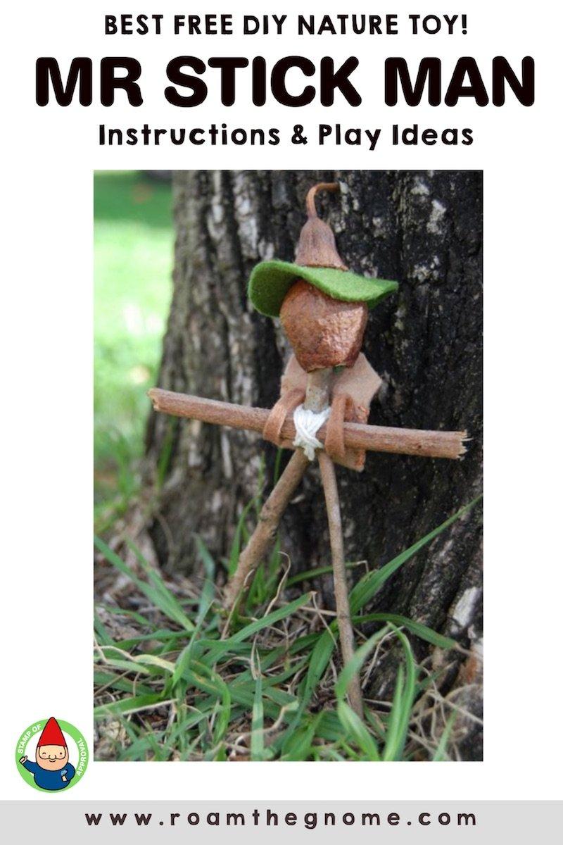 PIN 1 quick toys mr stick man 800