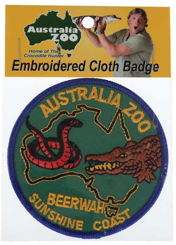 australia-zoo-cloth-patch