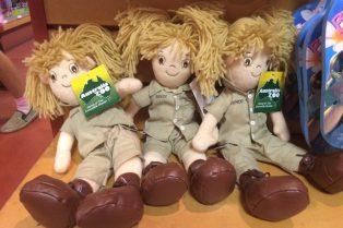 australia zoo shop bindi irwin dolls