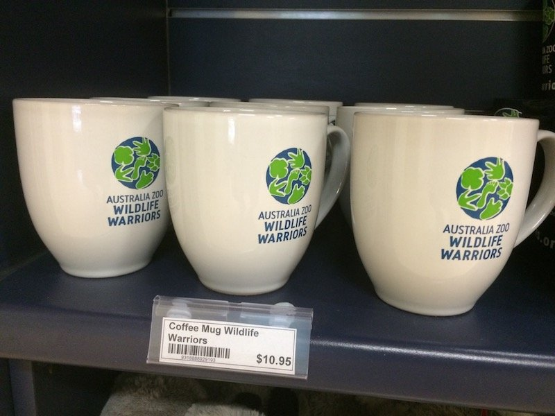 australia zoo wildlife warriors mug pic