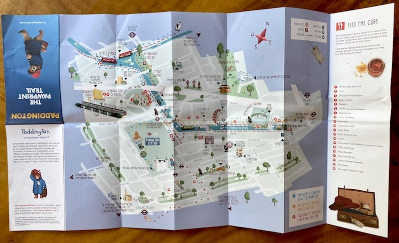 image - paddington-bear-trail map