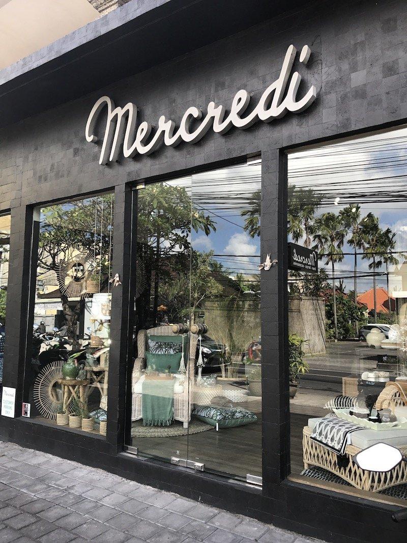 mercredi bali shop front pic