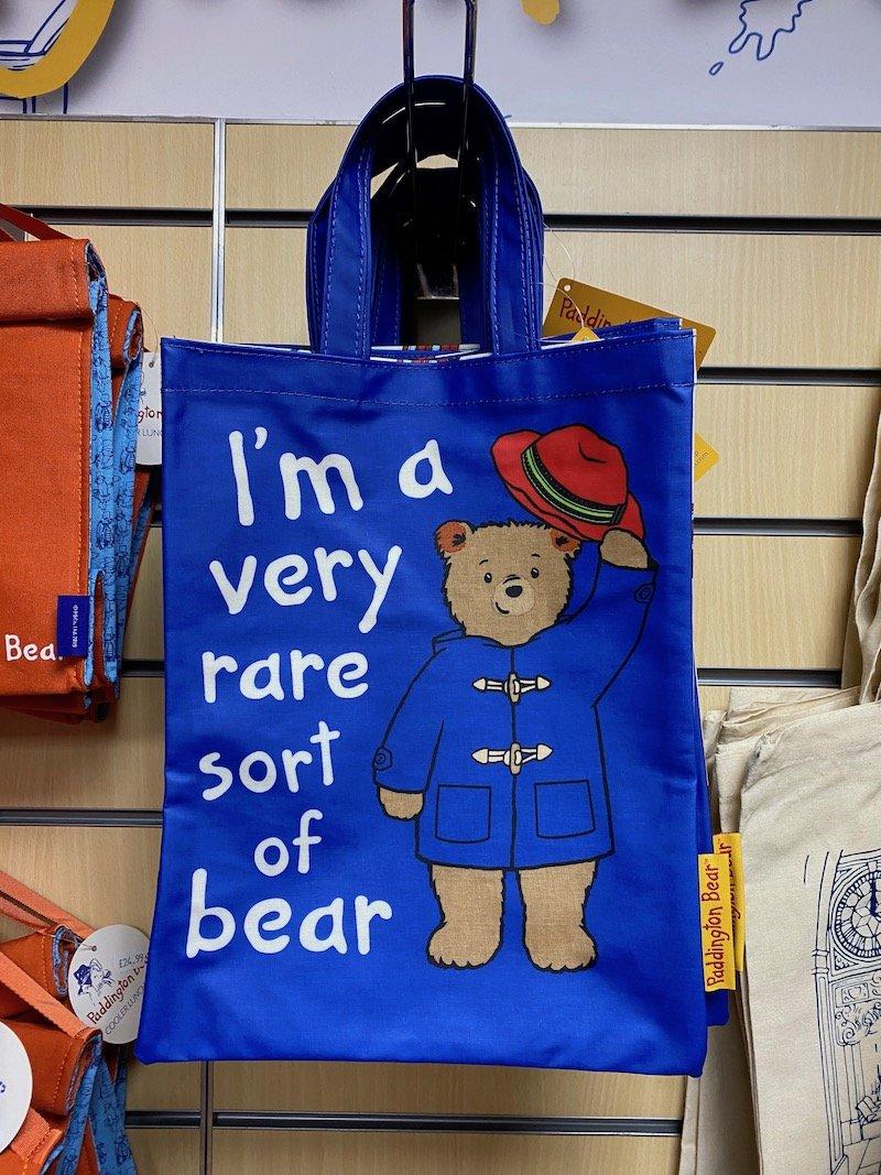 paddington shopping tote pic