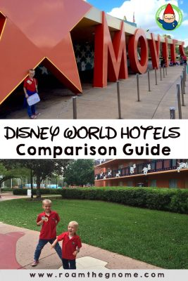 PIN disney world hotels comparison guide 800