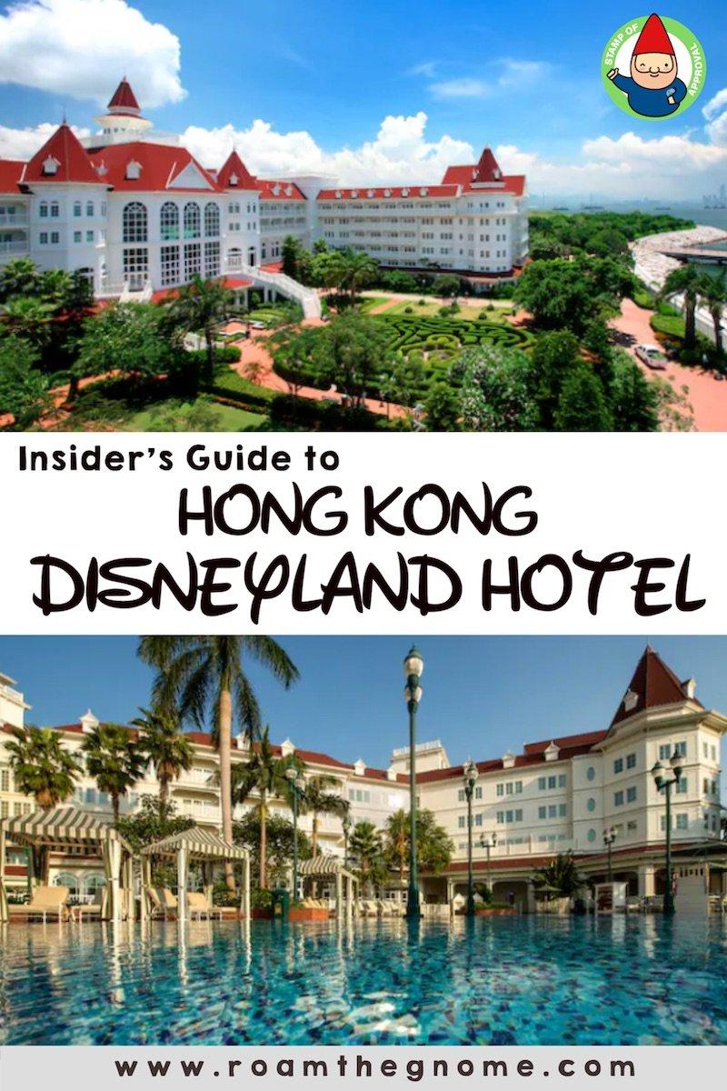 PIN hong kong disneyland hotel 800