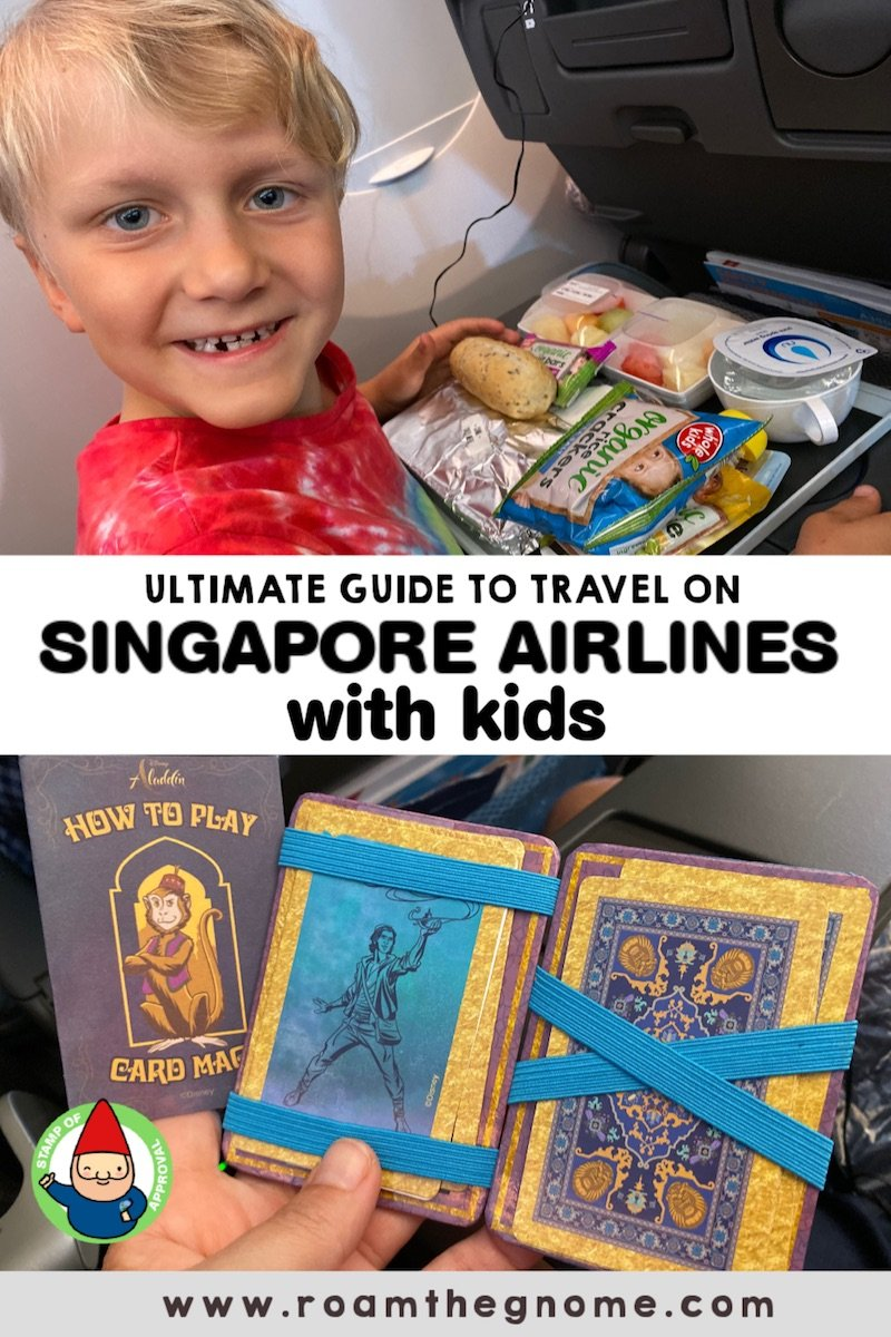 PIN singapore airlines travel with kids 800