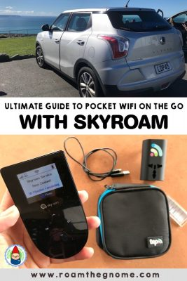 PIN skyroam rental wifi on the go 800