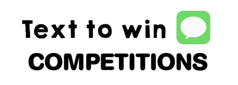 best competition websites text to win