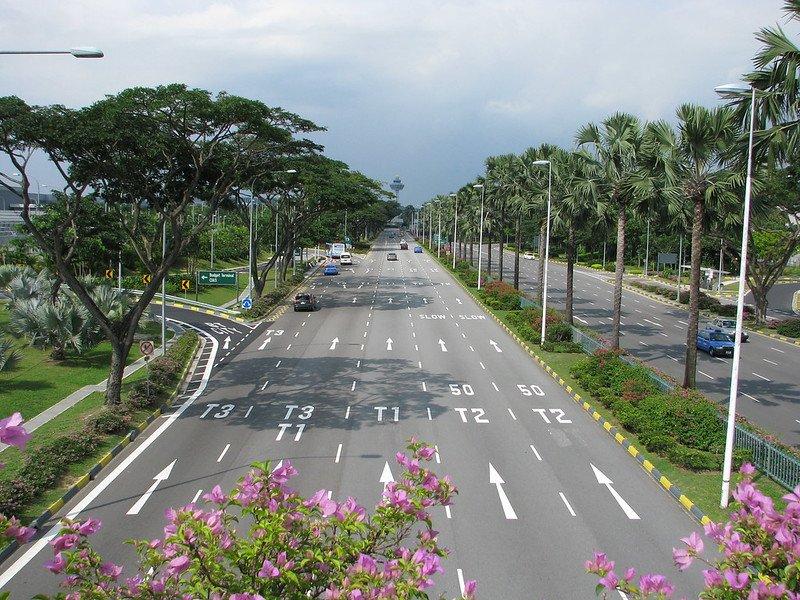 changi airport boulevard by jiahui H