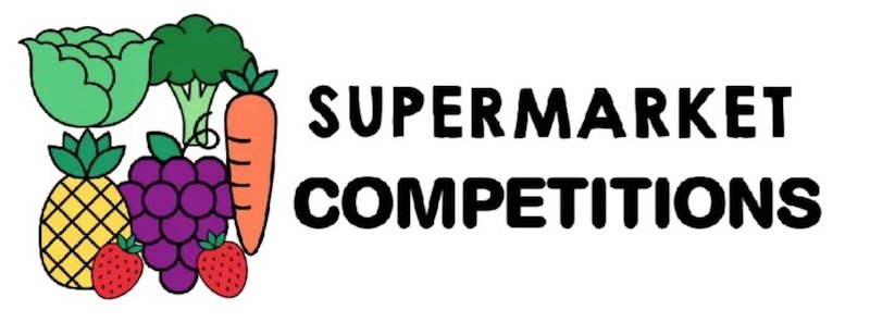 family travel competitions supermarket comps