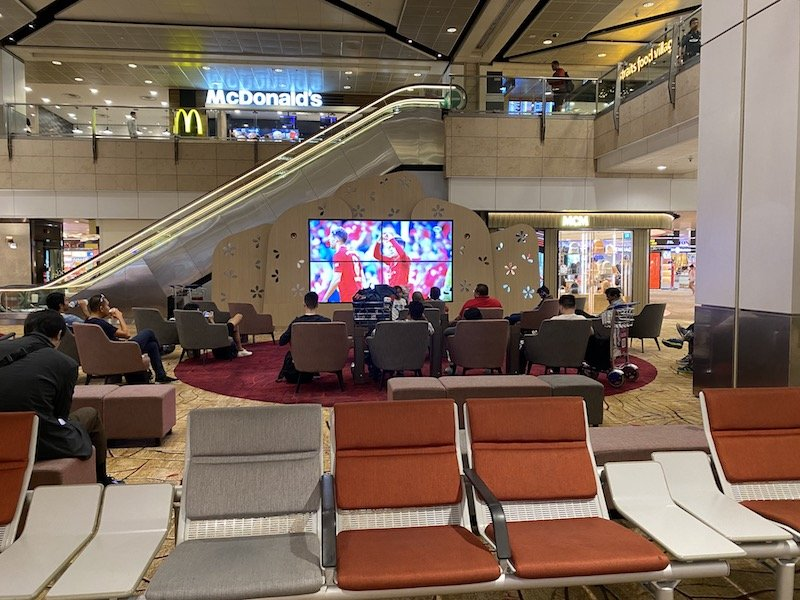 free wifi at changi airport 800