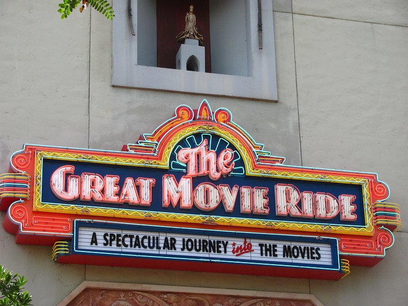 great movie ride hollywood studios by jeremy thompson
