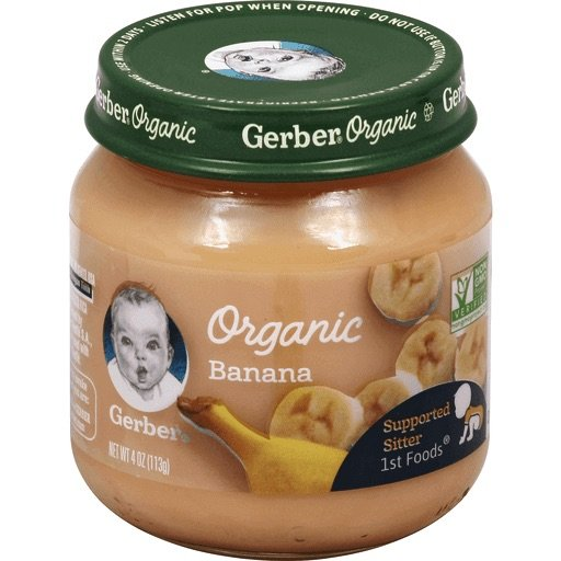 singapore airlines gerber baby food