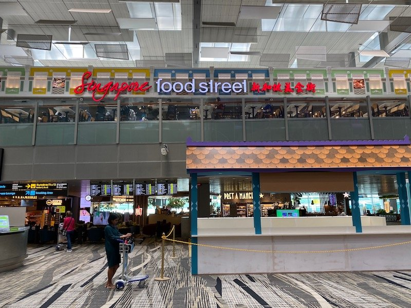 singapore food court pic