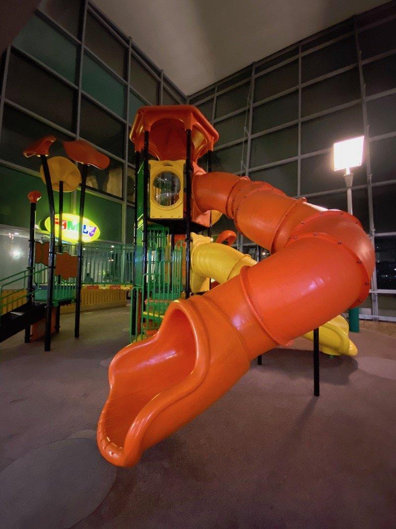 the family zone at changi airport playground 800