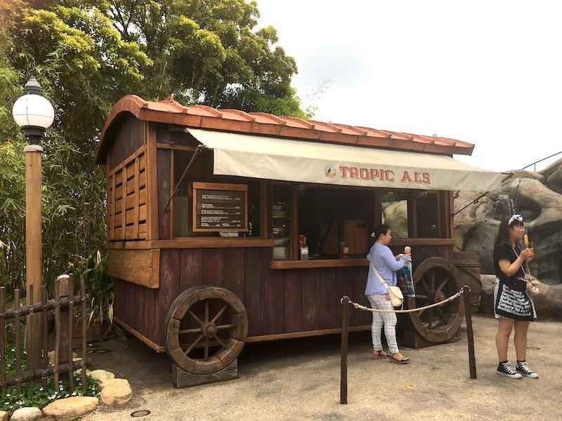 tropic als wagon disneysea park 800