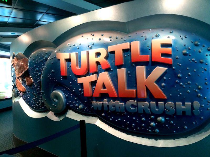 turtle talk with crush 800