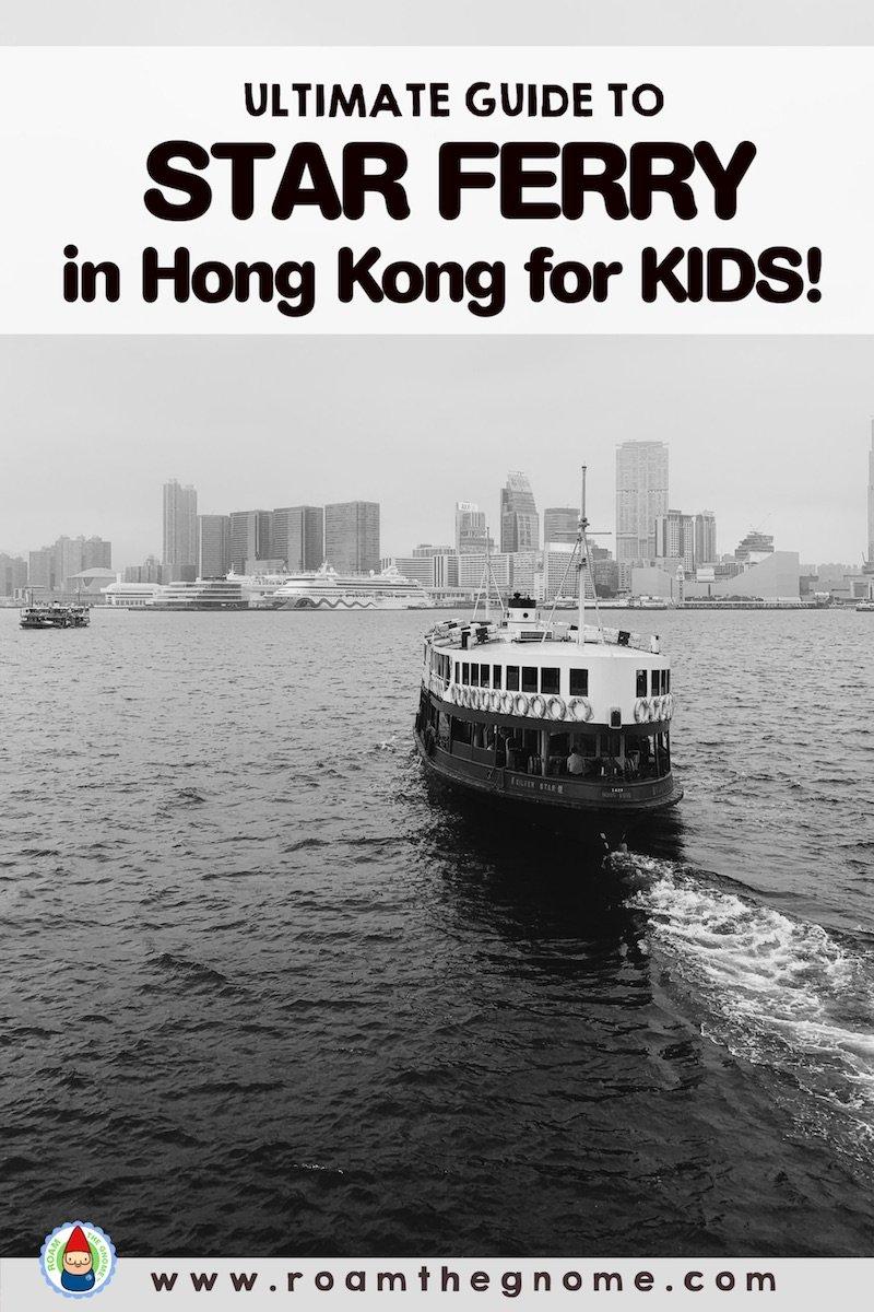 PIN HONG KONG star ferry 800