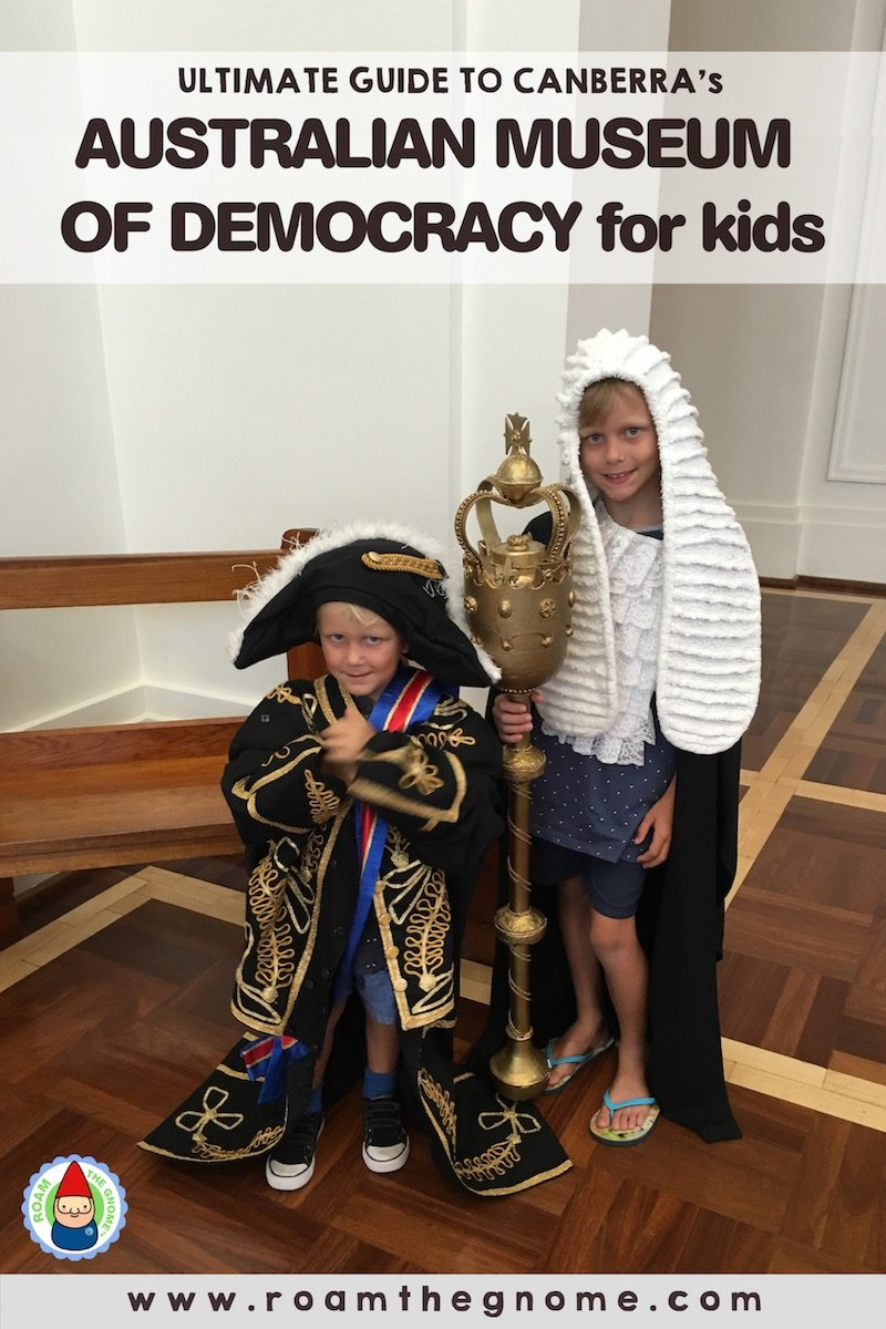 PIN australian museum of democracy play up old parliament house exhibition 800
