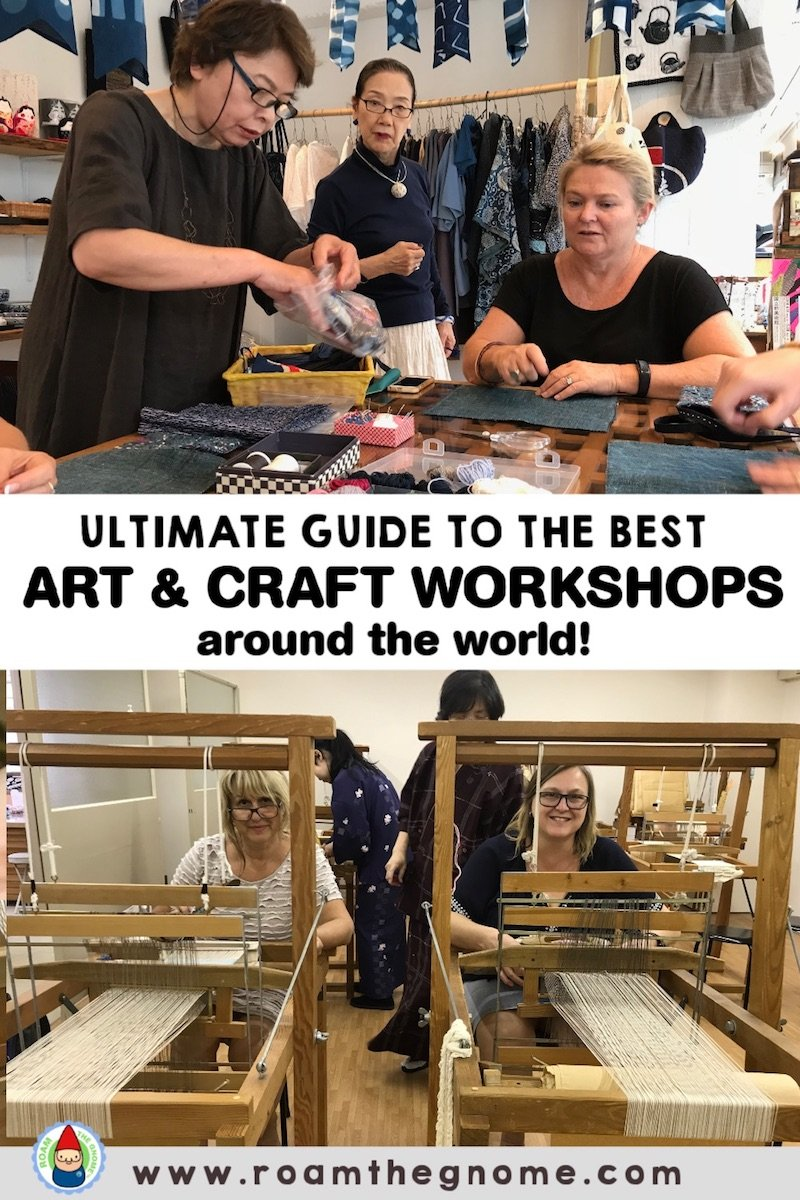 PIN best art and craft workshops around the world 800