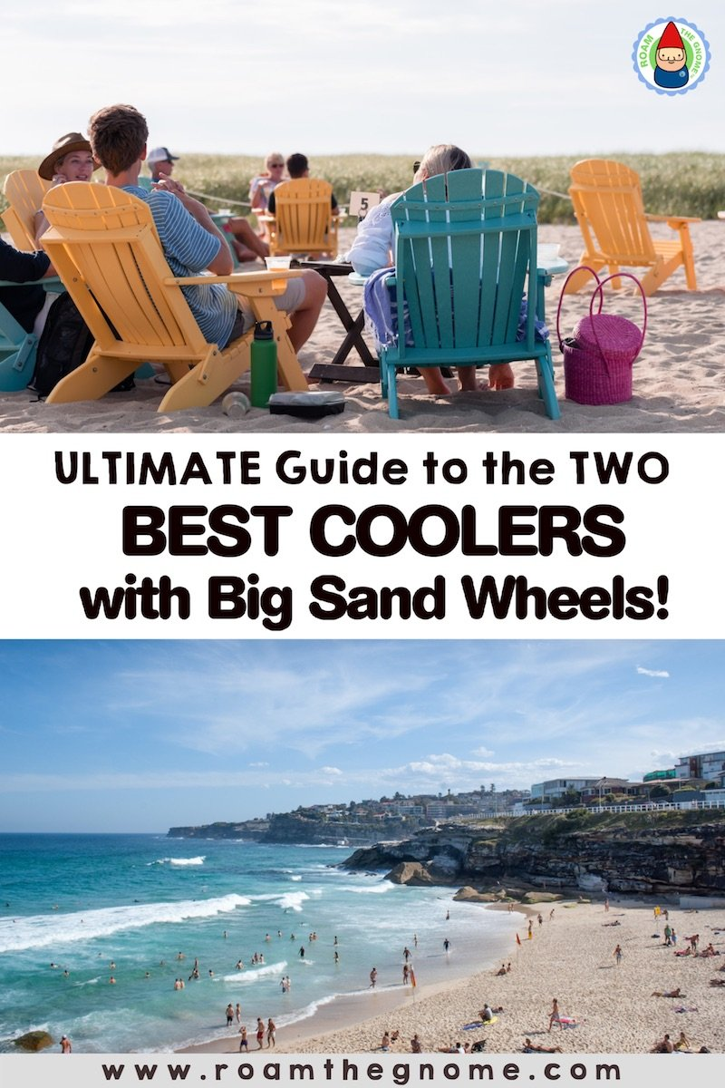 PIN best coolers with sand wheels 800