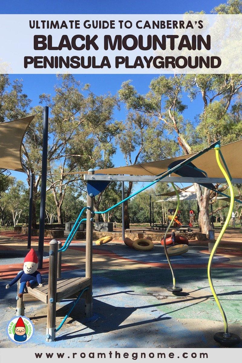 PIN black mountain peninsula playground pic