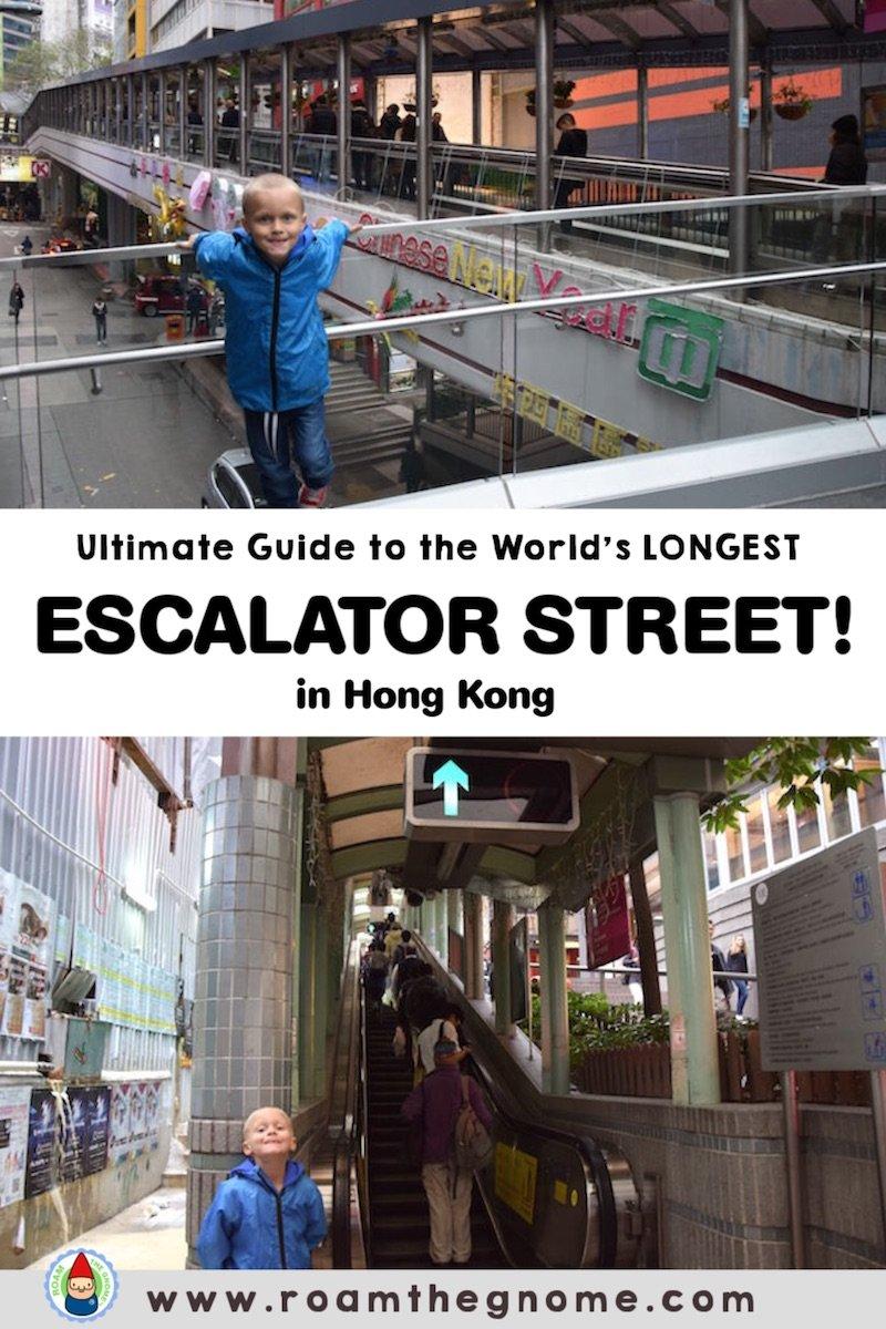 PIN longest escalator in the world 800