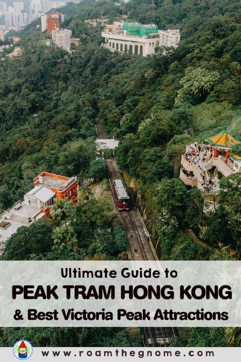 PIN peak tramways 800