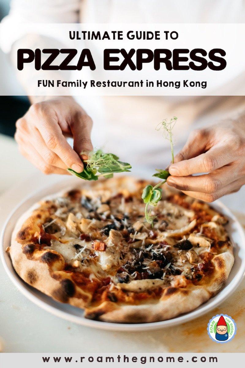 PIN pizza express hong kong 800