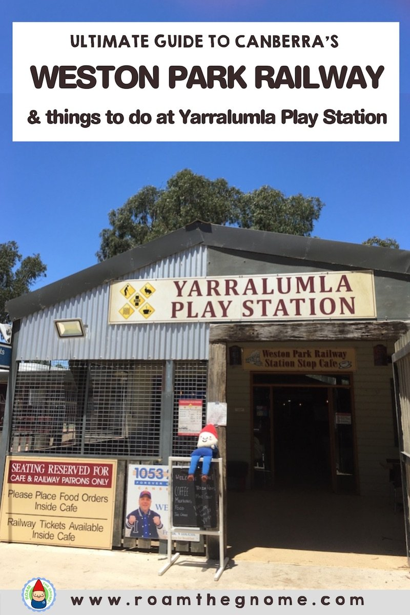 PIN yarralumla play station 800