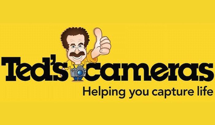 Teds-cameras logo pic