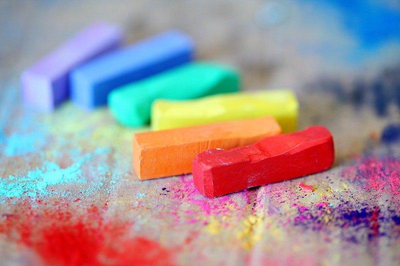 artist crayons by sharon mccutcheon