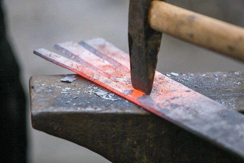 blacksmithing workshop by mariusz cieszewski