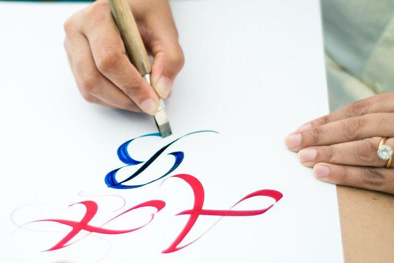 calligraphy workshps by katrina.alana