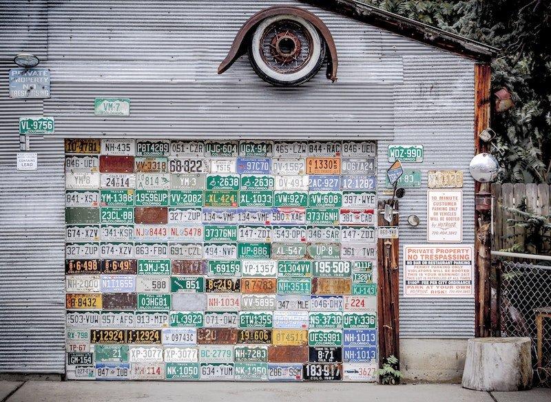 car licence plate numbers by elijah-macleod