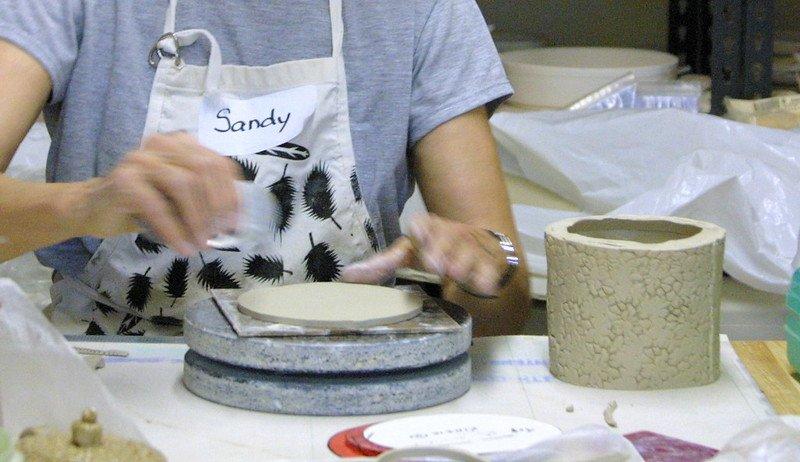 ceramic workshops by quinn norton