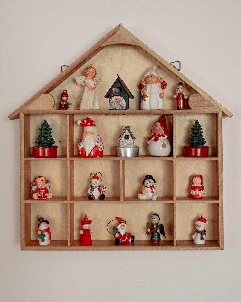 christmas ornament display by bogdan-glisik