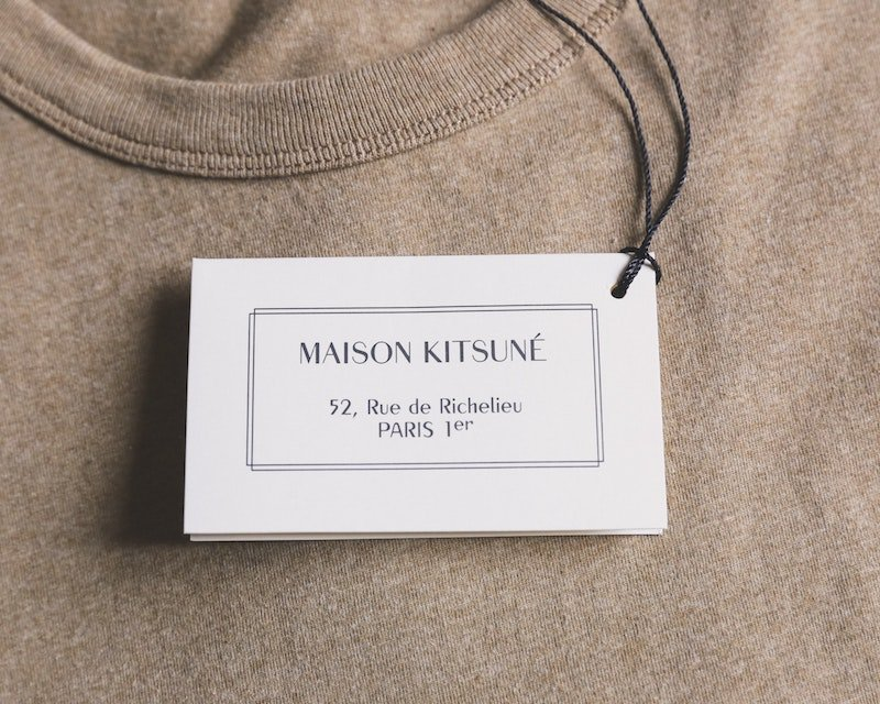 clothing tag by mnz