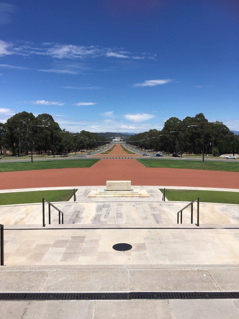 discovery zone canberra war memorial australia anzac pic