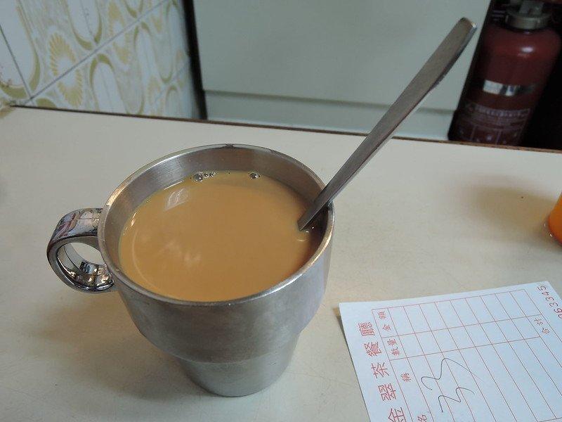hong kong milk tea by tin long yeung