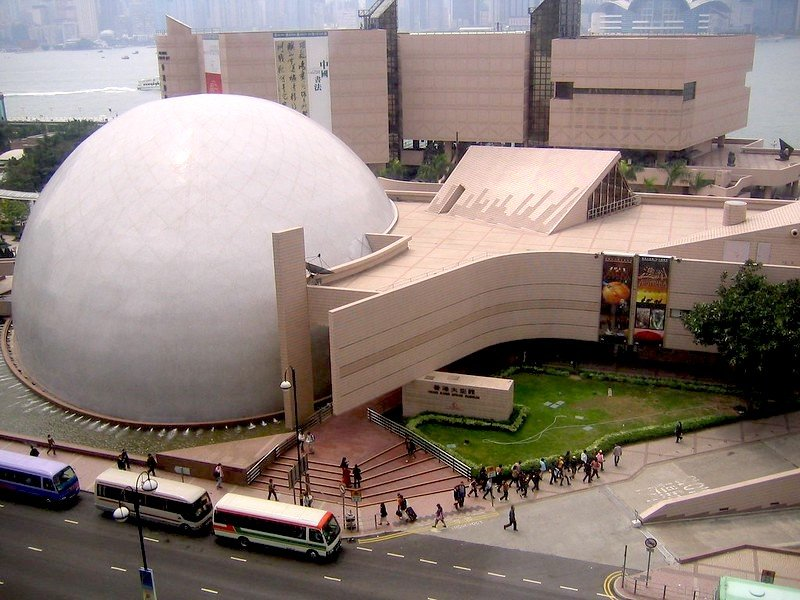 hong kong space museum pic by marcus meissner