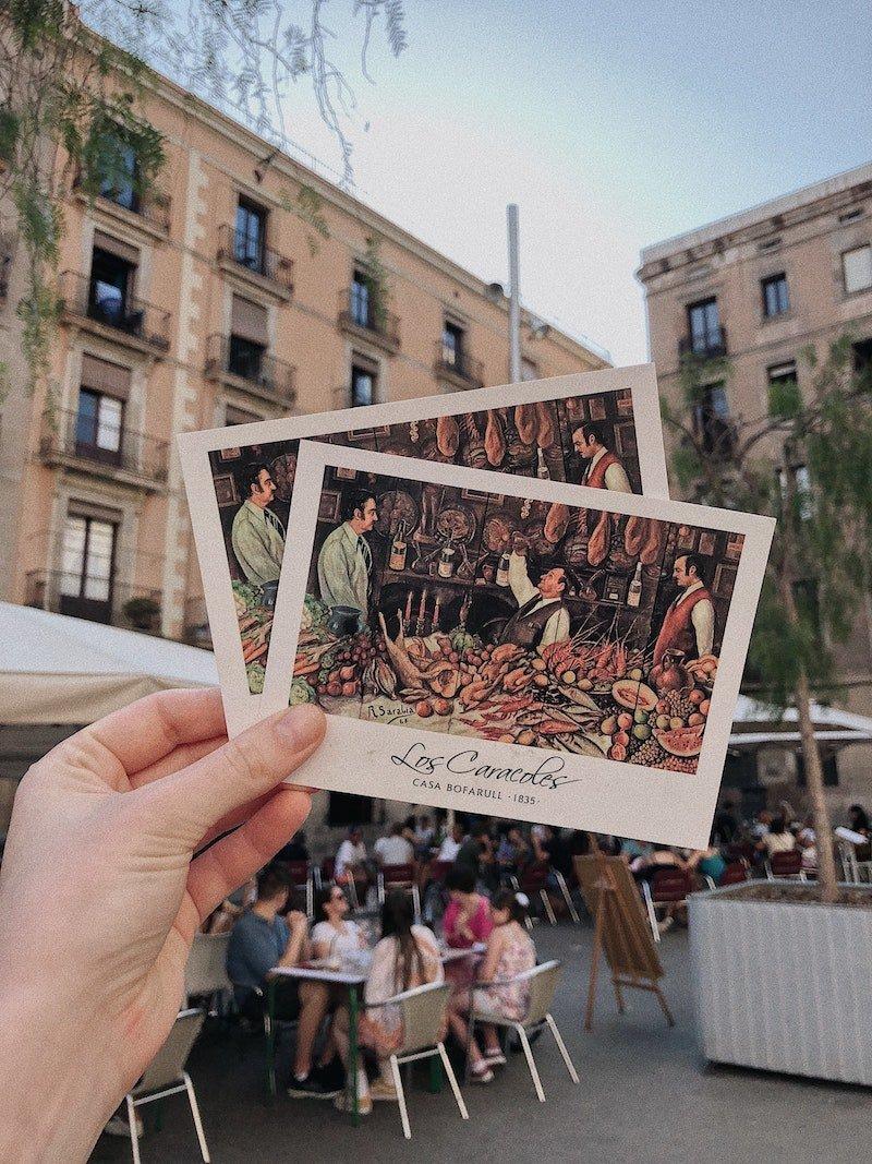 how to display postcards by lina kivaka pexels