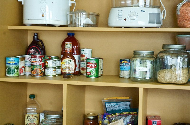how to save money - shop your pantry cupboard pic by jodimichelle